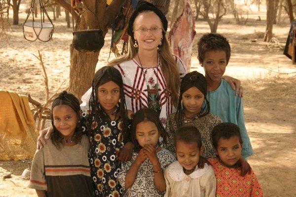 Ariane and children of Tangarwashane