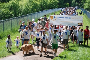Walk for Water, a venue for action